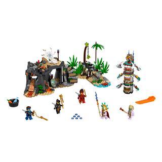 LEGO 71747 - LEGO NINJAGO - Az Őrzők faluja