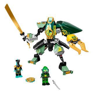 LEGO 71750 - LEGO NINJAGO - LIoyd hidrorobotja
