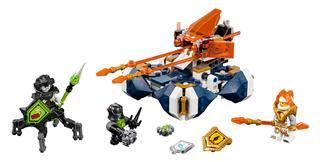 LEGO 72001 - LEGO Nexo Knights - Lance lebegő harci járműve