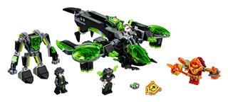 LEGO 72003 - LEGO Nexo Knights - Vad harcos bombázó