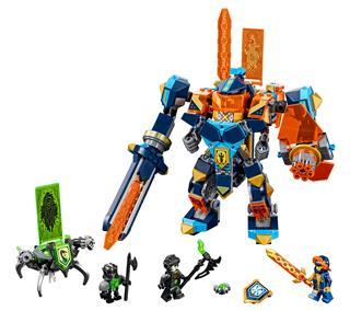 LEGO 72004 - LEGO Nexo Knights - Tech leszámolás