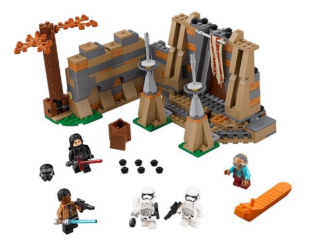 LEGO 75139 - LEGO Star Wars - Csata Takodanán