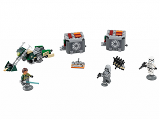 LEGO 75141 - LEGO Star Wars - Kanan szupergyors siklója