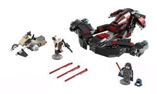 LEGO 75145 - LEGO Star Wars - Napfogyatkozás harcos™