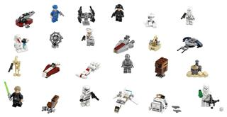 LEGO 75146 - LEGO Star Wars - Adventi naptár 2016