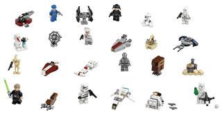 LEGO 75146 - LEGO Star Wars - Adventi naptár 2016