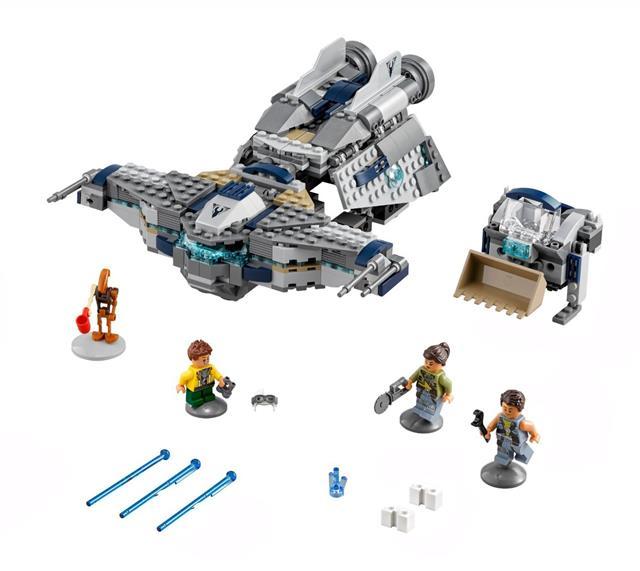 LEGO 75147 - LEGO Star Wars - Csillagközi gyűjtögető™