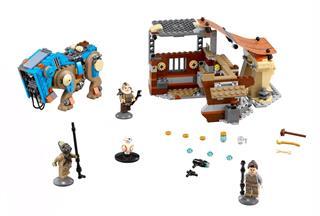 LEGO 75148 - LEGO Star Wars - Összecsapás a Jakku™ bolygón