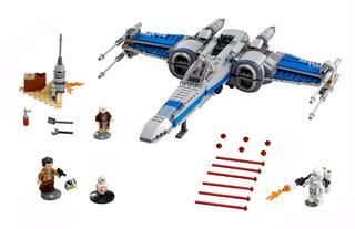 LEGO 75149 - LEGO Star Wars - Az Ellenállás X-Szárnyú vadászgépe™
