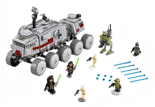 LEGO 75151 - LEGO Star Wars - Clone Turbo Tank™