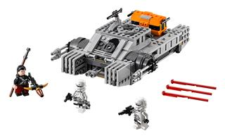 LEGO 75152 - LEGO Star Wars - Birodalmi légpárnás támadóhajó