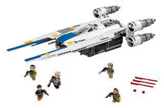 LEGO 75155 - LEGO Star Wars - Lázadó U-szárnyú vadászgép