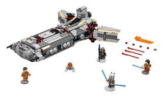 LEGO 75158 - LEGO Star Wars - Lázadó harci fregatt