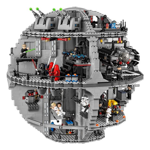 LEGO 75159 - LEGO Star Wars - Halálcsillag 2016