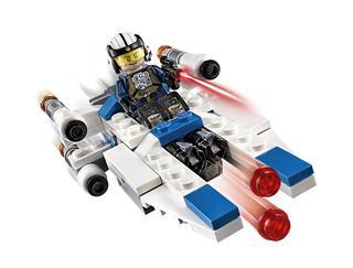 LEGO 75160 - LEGO Star Wars - U-szárnyú™ Microfighter