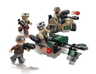 LEGO 75164 - LEGO Star Wars - Lázadó oldali harci csomag