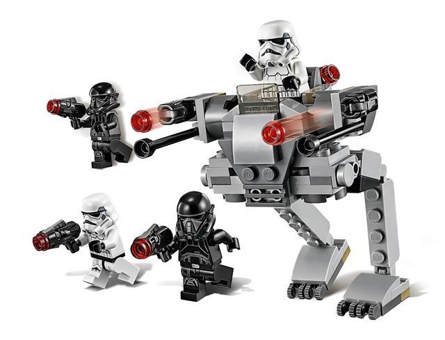 LEGO 75165 - LEGO Star Wars - Birodalom oldali harci csomag