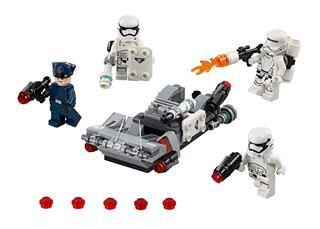 LEGO 75166 - LEGO Star Wars - Első rendi szállító harci csomag
