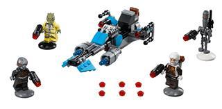 LEGO 75167 - LEGO Star Wars - Fejvadász felderítő™ harci csomag