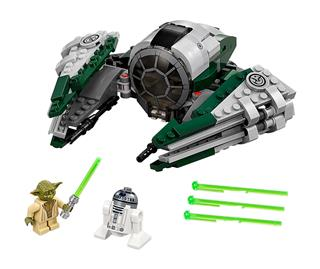 LEGO 75168 - LEGO Star Wars - Yoda Jedi Starfighter™