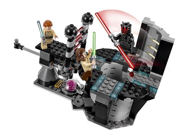 LEGO 75169 - LEGO Star Wars - Párbaj a Naboo™-n