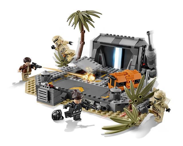 LEGO 75171 - LEGO Star Wars - Csata a Scarifon
