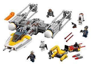 LEGO 75172 - LEGO Star Wars - Y-szárnyú Starfighter™