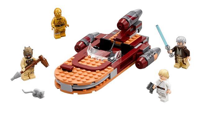 LEGO 75173 - LEGO Star Wars - Luke's Landspeeder™