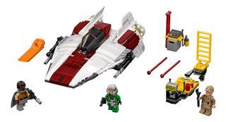 LEGO 75175 - LEGO Star Wars - A-szárnyú Starfighter™