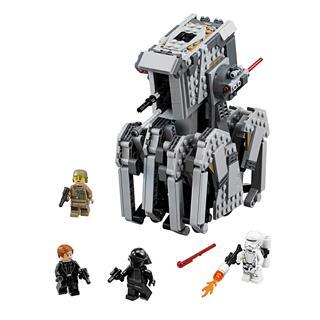 LEGO 75177 - LEGO Star Wars - Első rendi nehéz felderítő lépegető