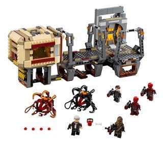LEGO 75180 - LEGO Star Wars - A Ratharok™ kiszabadítása