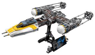 LEGO 75181 - LEGO Star Wars - Y-wing Starfighter (UCS)