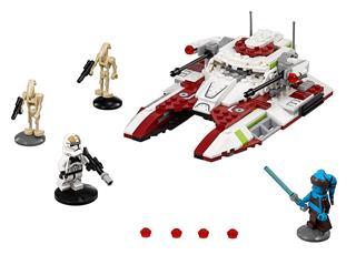LEGO 75182 - LEGO Star Wars - Köztársasági Harci Tank™
