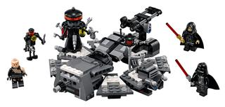 LEGO 75183 - LEGO Star Wars - Darth Vader™ átalakulása
