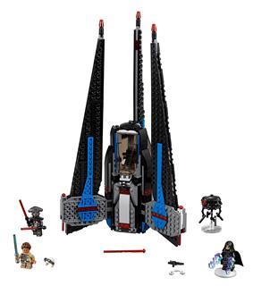 LEGO 75185 - LEGO Star Wars - 1-es számú nyomkövető vadászgép