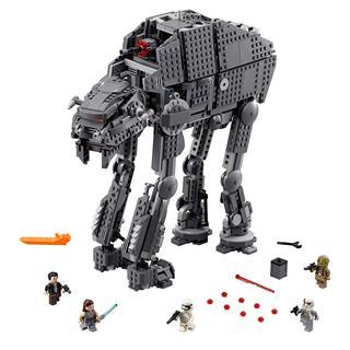 LEGO 75189 - LEGO Star Wars - Első rendi nehéz támadó lépegető