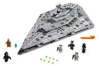 LEGO 75190 - LEGO Star Wars - Első rendi csillagromboló