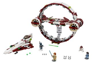 LEGO 75191 - LEGO Star Wars - Jedi Starfighter™ hiperhajtással