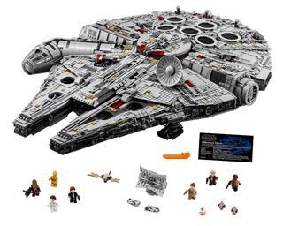 LEGO 75192 - LEGO Star Wars - UCS Millennium Falcon (2017)
