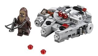 LEGO 75193 - LEGO Star Wars - Millenium Falcon™ Microfighter
