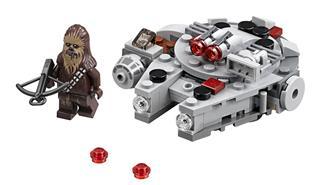 LEGO 75193 - LEGO Star Wars - Millenium Falcon™ Microfighter