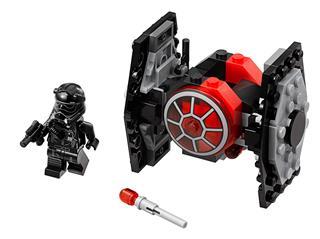 LEGO 75194 - LEGO Star Wars - Első rendi TIE Vadász™ Microfighter