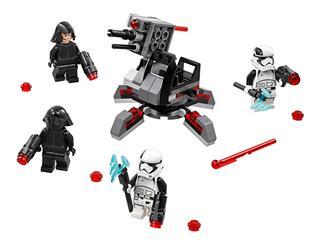 LEGO 75197 - LEGO Star Wars - Első rendi specialisták harci csomag