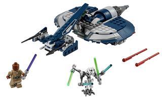 LEGO 75199 - LEGO Star Wars - Grievous tábornok harci siklója