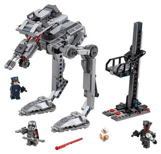 LEGO 75201 - LEGO Star Wars - First Order AT-ST