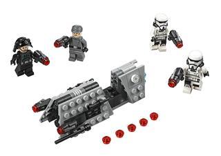 LEGO 75207 - LEGO Star Wars - Birodalmi járőr harci csomag