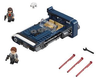 LEGO 75209 - LEGO Star Wars - Han Solo terepsiklója