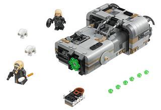 LEGO 75210 - LEGO Star Wars - Moloch terepsiklója