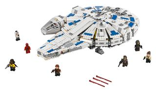 LEGO 75212 - LEGO Star Wars - Kessel Run Millennium Falcon