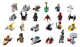LEGO 75213 - LEGO Star Wars - Adventi naptár 2018